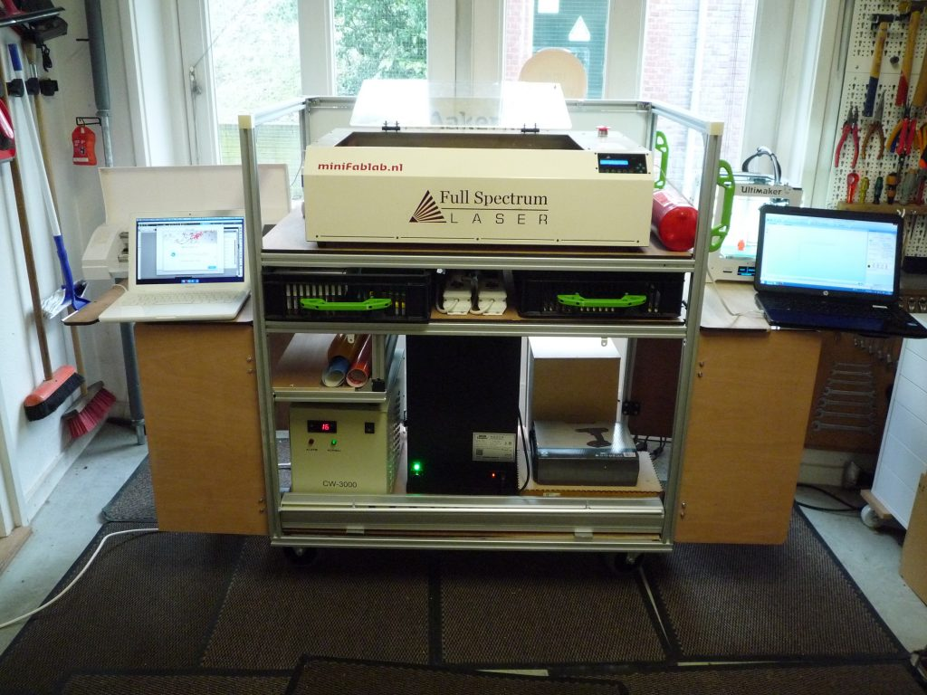 makerkar library makercart